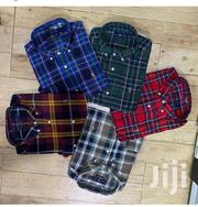 Ralph Lauren Checkers Packet Shirt | Clothing for sale in Lagos State, Surulere