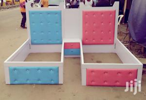Twin Children's Bed Frames With Bedside Drawers   Children's Furniture for sale in Lagos State