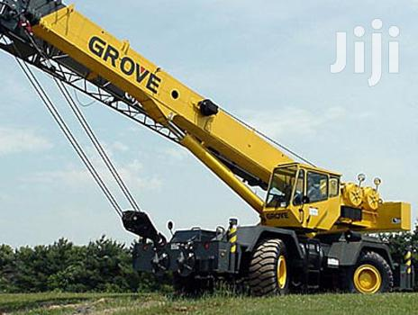 Archive: Cranes Are Available For Hiring / Leasing