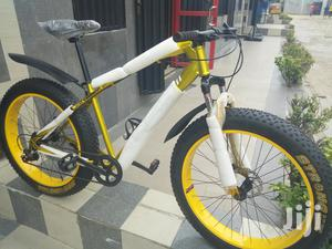 Big Tyre Sport Bicycle | Sports Equipment for sale in Rivers State, Port-Harcourt