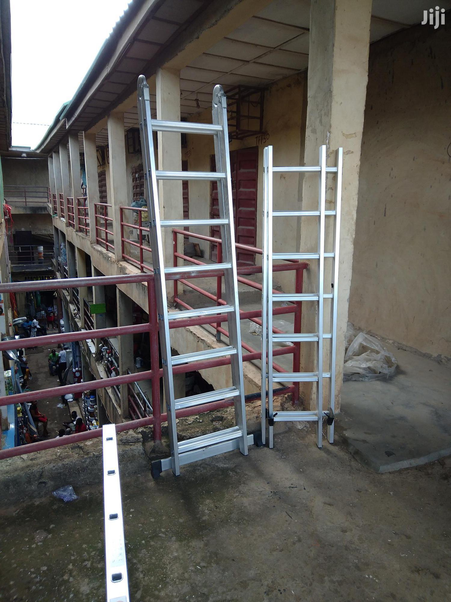 Multipurpose Ladders   Hand Tools for sale in Jabi, Abuja (FCT) State, Nigeria
