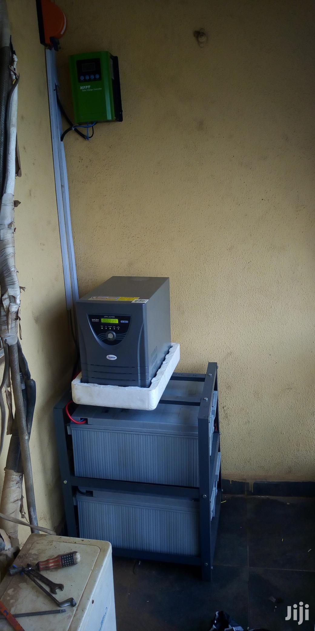 Archive: Inverter/Solar Expert Installer