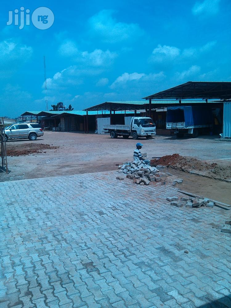 Prime Land Of 10000 Sqm Land With Structures At Billings Way, Oregun | Commercial Property For Sale for sale in Ikeja, Lagos State, Nigeria