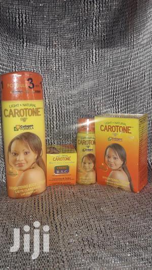 Carotone Brightening Set (B.S.C., Carotone Lotion, Carotone Oil, Soap)   Bath & Body for sale in Lagos State, Ikotun/Igando
