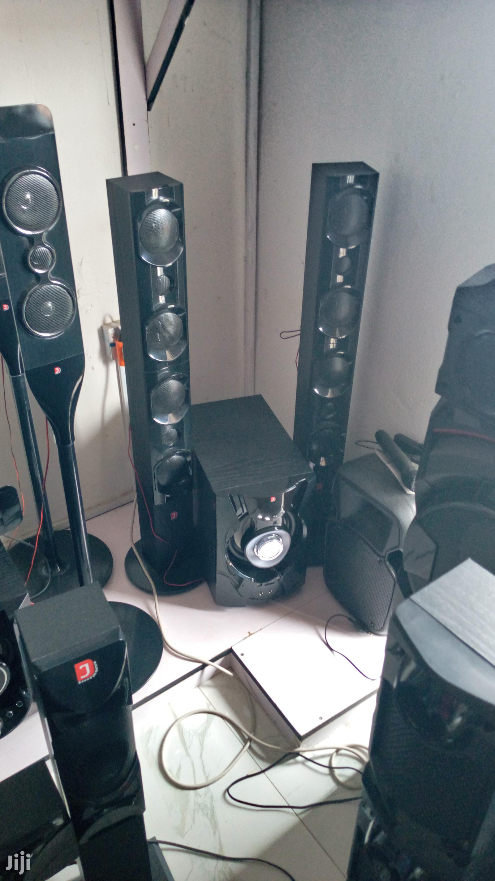 Archive: 2 Speakers System.
