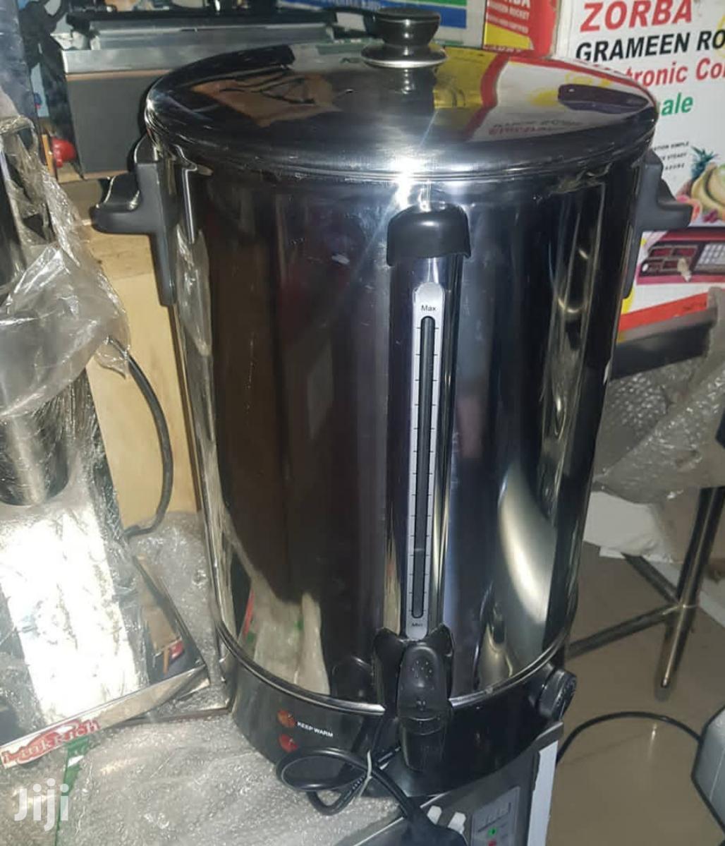 Electric Water Boiler - Tea Urn