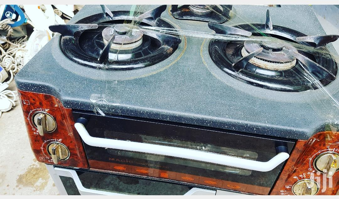 UK Used Table Top Gas Cooker With Oven | Restaurant & Catering Equipment for sale in Lagos State, Nigeria