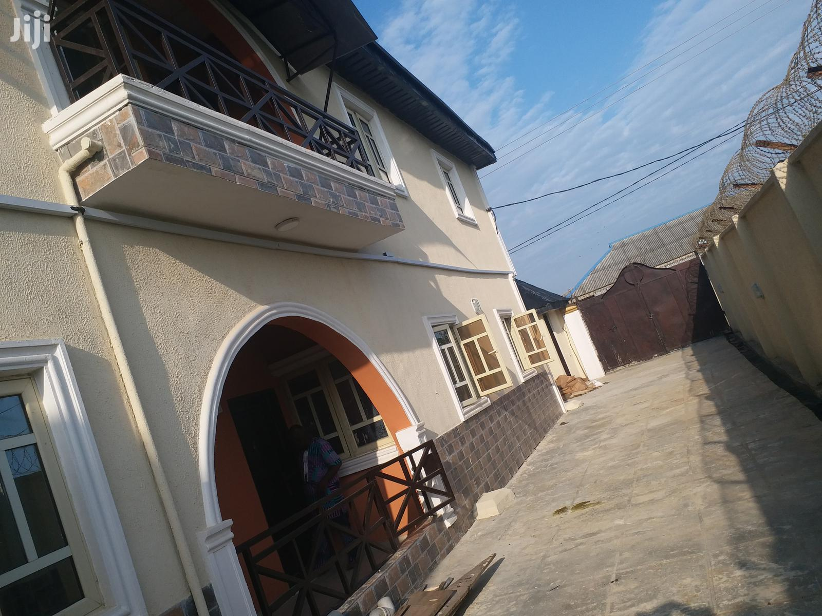 Neat Room And Parlour Self Contain And 2 Bedroom Flat For Rent