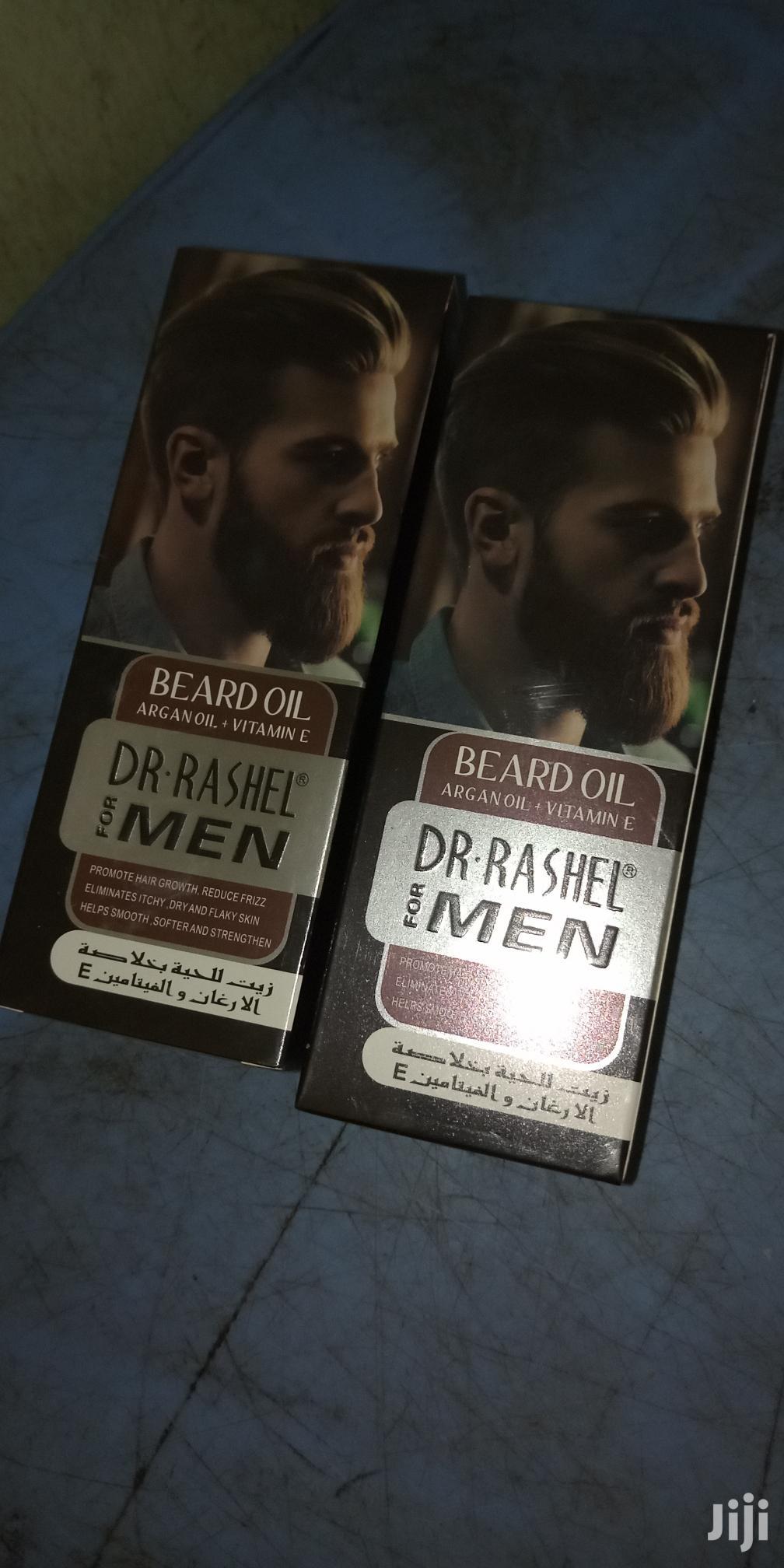 Fast Beard Growth Oil