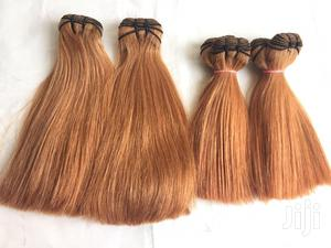 Vietnam Super Double Drawn Honey Blonde Human Hair Weave | Hair Beauty for sale in Lagos State, Ajah