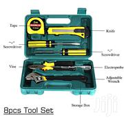 Generic 8pcs Household Tool Kit Set Screwdriver Claw Hammer Measur | Hand Tools for sale in Lagos State, Lagos Island