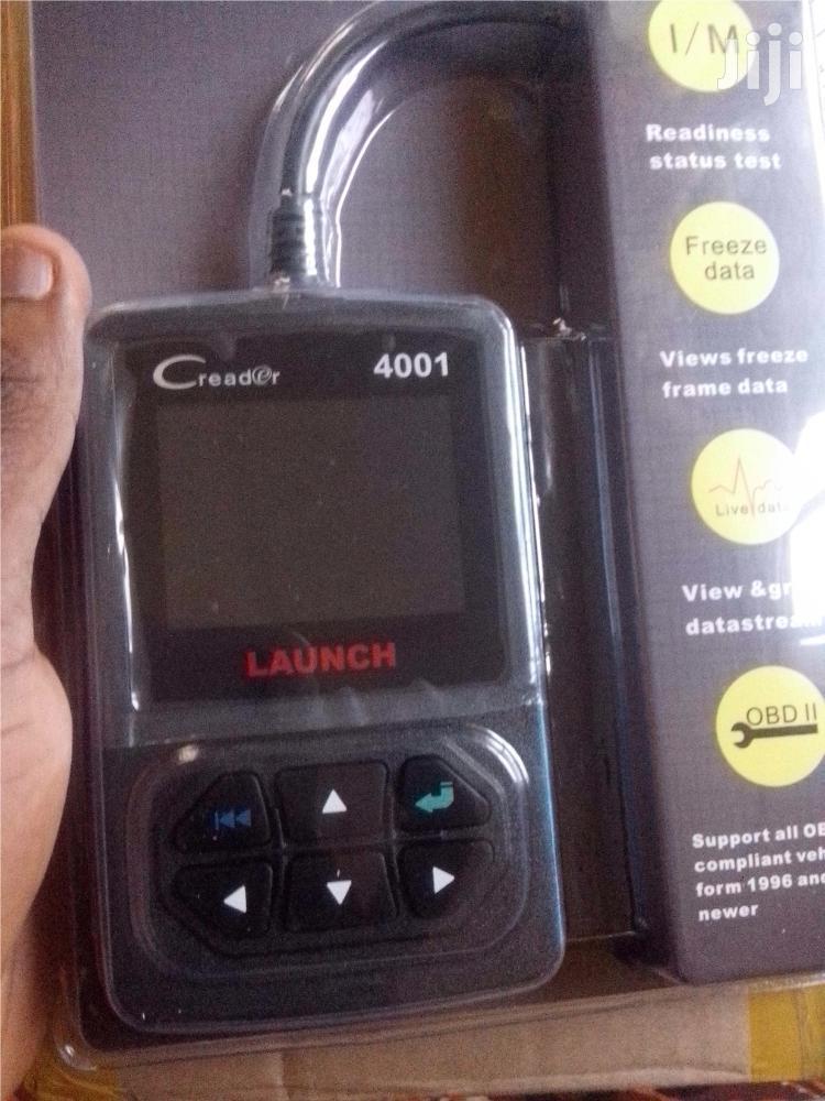 Launch Creader 4001 Car Scanner