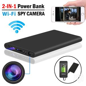 Power Bank Hidden Camera 1080P HD W/ Night Vision H2 | Security & Surveillance for sale in Lagos State, Ikeja
