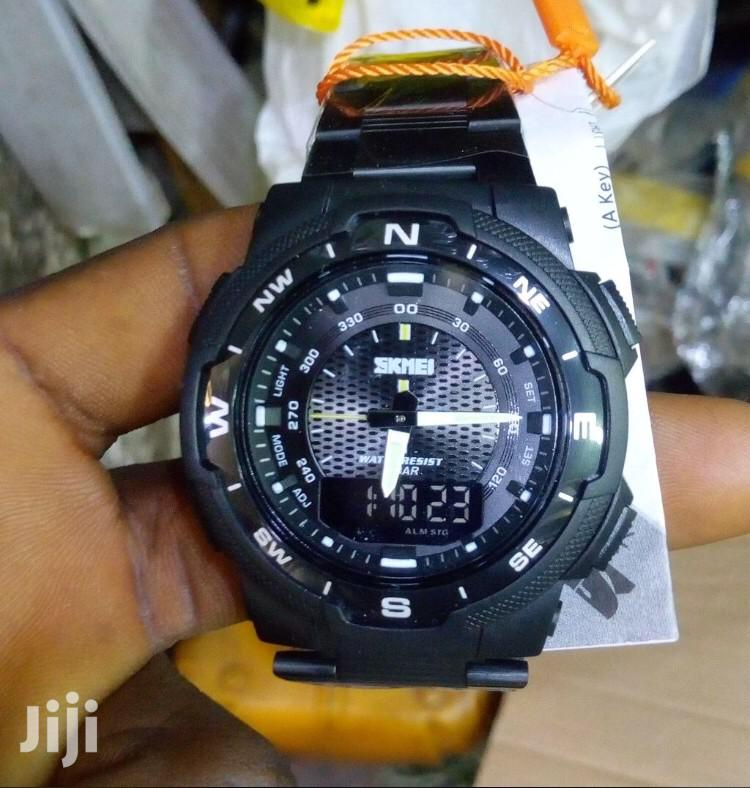 Skmei Digital and Analog Display Watch   Watches for sale in Lagos Island, Lagos State, Nigeria