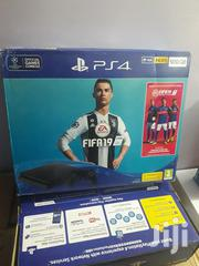 PS4 With FIFA 2019 Edition | Video Game Consoles for sale in Lagos State, Ikeja