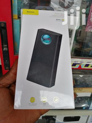 30000mah Amblight Quick Charger PD3.0+QC Baseus Power Bank | Accessories for Mobile Phones & Tablets for sale in Lagos State, Ikeja