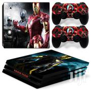 Iron Man Ps4 Pro Skin | Accessories & Supplies for Electronics for sale in Lagos State, Ifako-Ijaiye