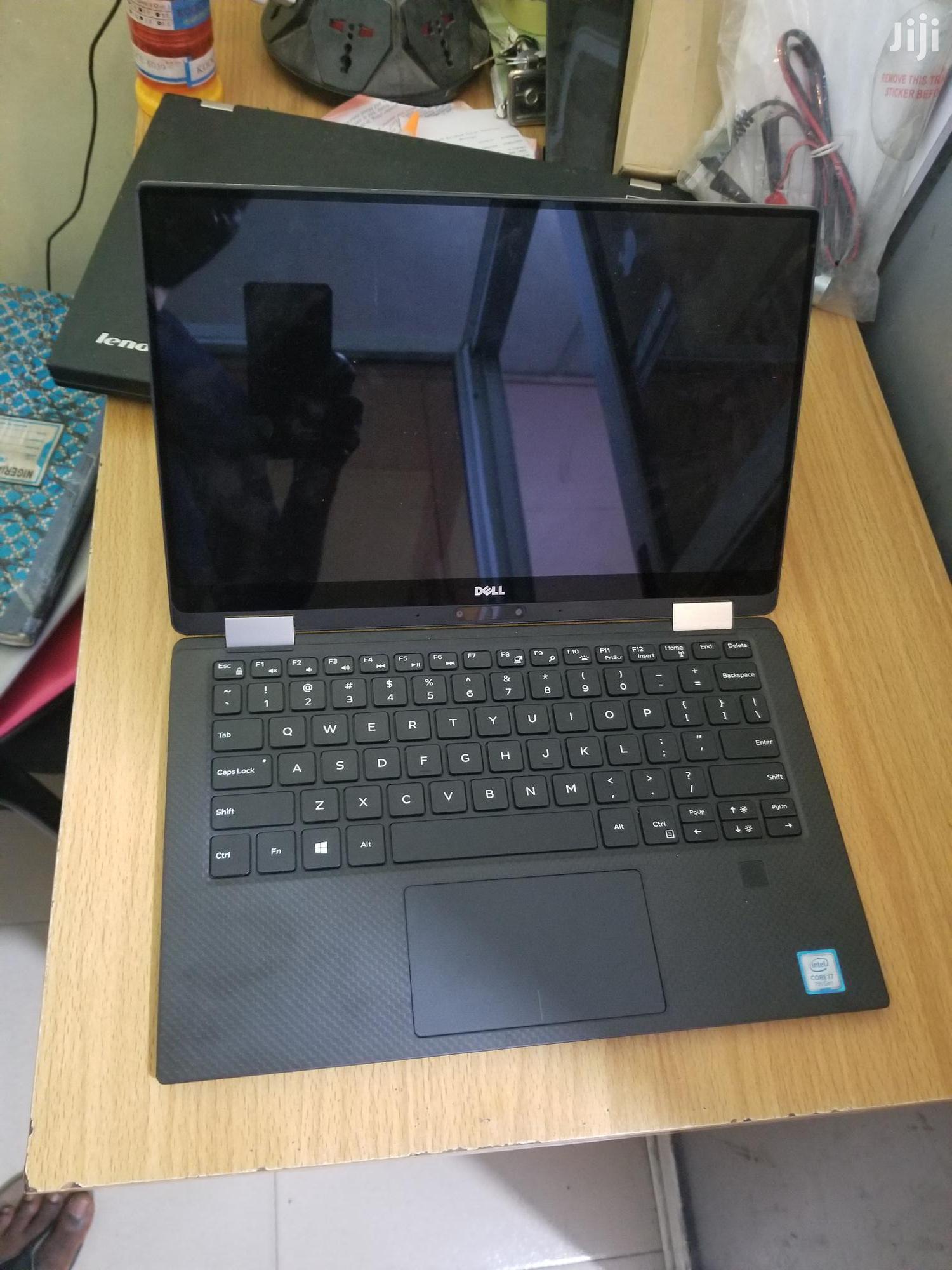 Uk Use Dell Xps 13 X360 Core I7 7th 16gb Ram Laptop