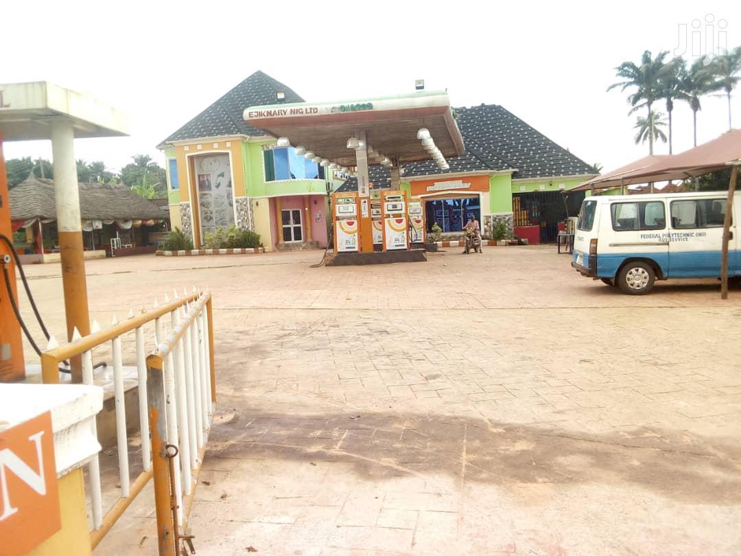 Archive: Filling Station at Umunze