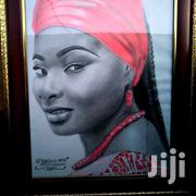 Pencil Framed Portrait | Arts & Crafts for sale in Lagos State, Ikoyi