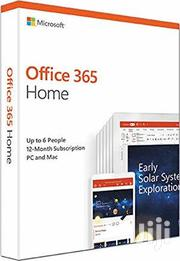 Microsoft Office 365 Home 6users | Software for sale in Abuja (FCT) State, Wuse 2