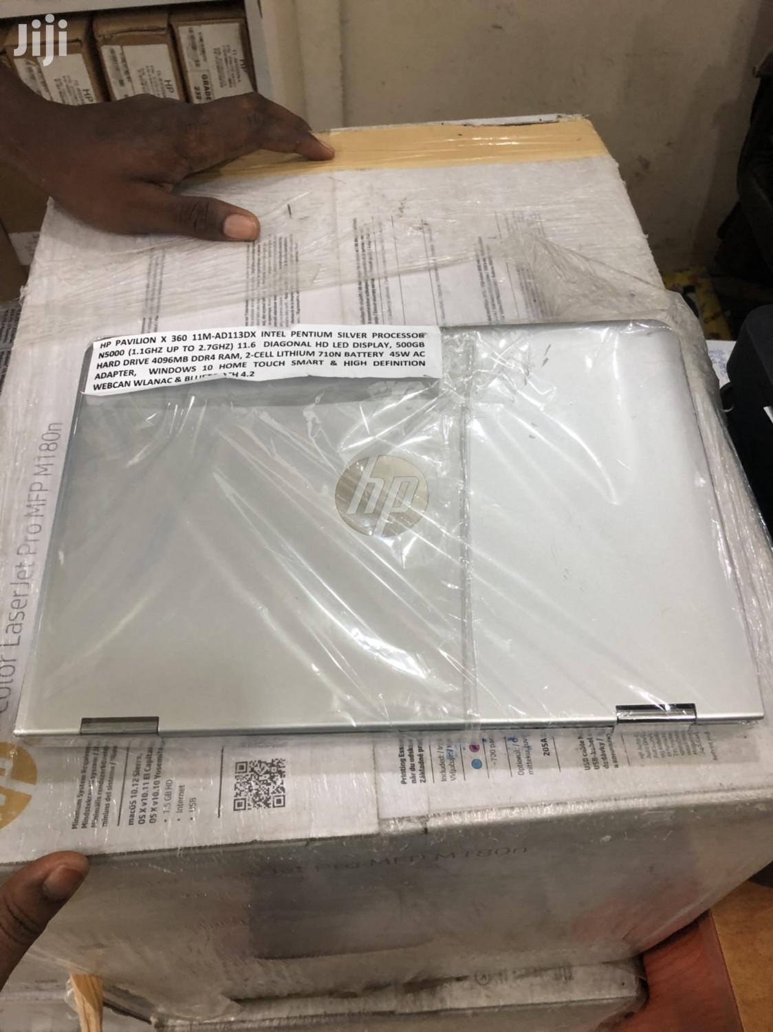 Archive: New Laptop HP Pavilion x360 14 8GB Intel Core i3 HDD 1T
