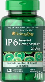 Puritan's Pride IP-6 Inositol Hexaphosphate 510 Mg - 120 Capsules | Vitamins & Supplements for sale in Lagos State, Lekki Phase 1