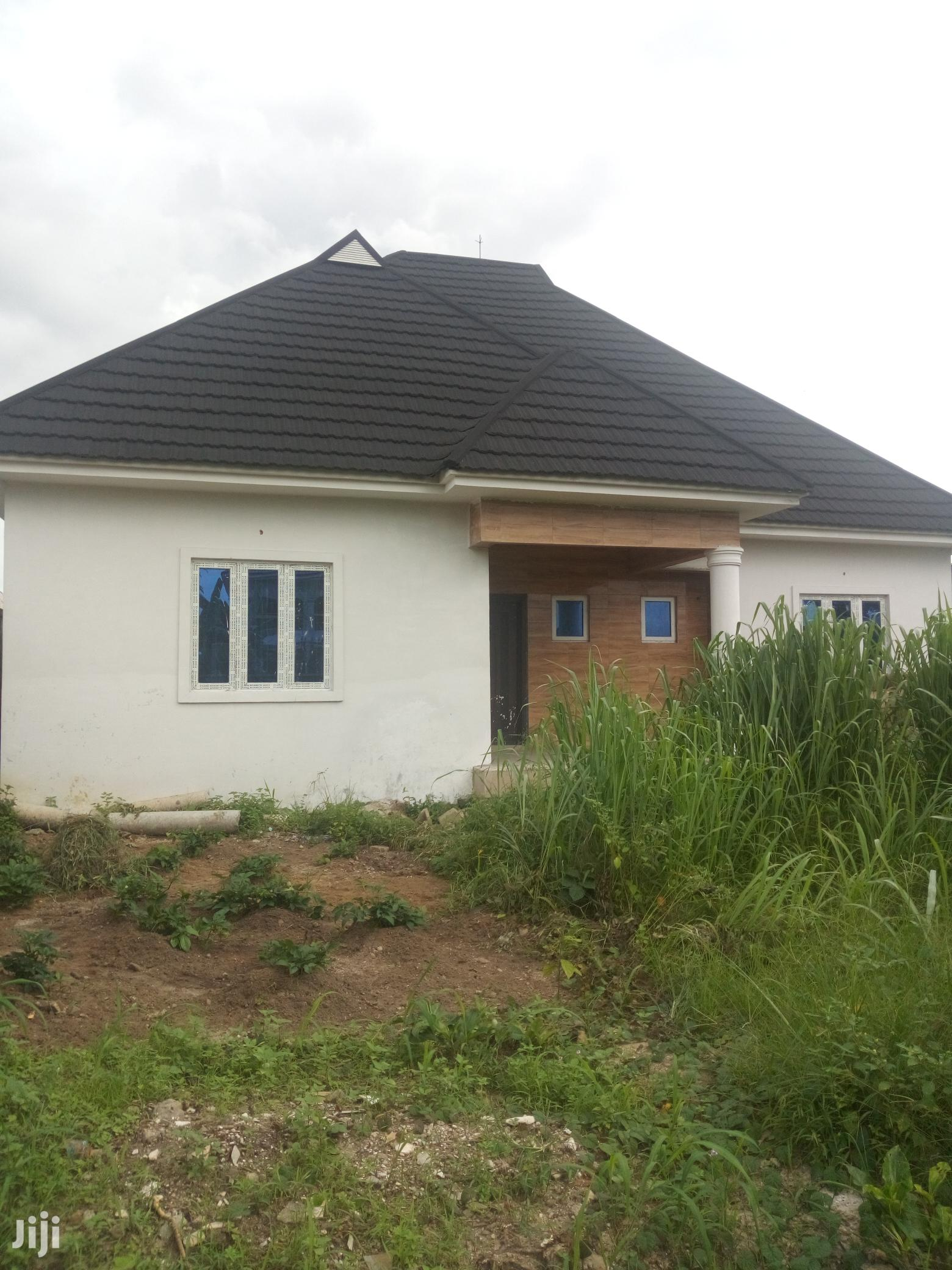 Brand New 3bedroom Bungalow for Sale at Ogbogoro Off Ozuoba NTA