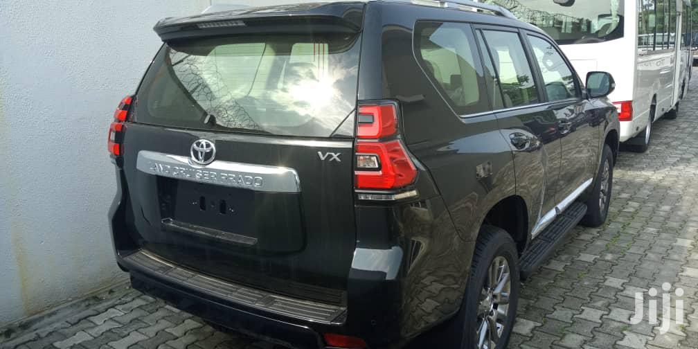 New Toyota Land Cruiser Prado 2019 VXR Black   Cars for sale in Victoria Island, Lagos State, Nigeria