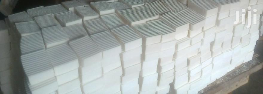 Training On Laundry Bar Soap Production
