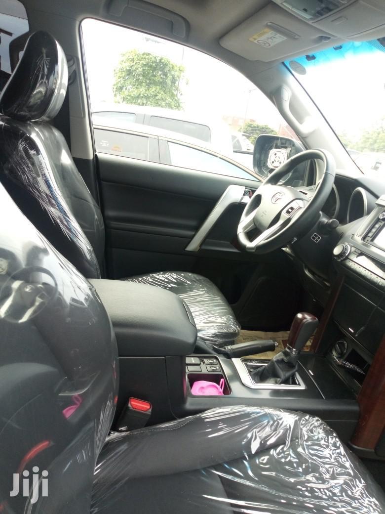 Toyota Land Cruiser Prado 2017 Black | Cars for sale in Apapa, Lagos State, Nigeria