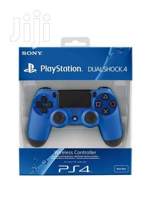 Sony PS4 Dualshock 4 Wireless Controller | Accessories & Supplies for Electronics for sale in Lagos State, Ikeja