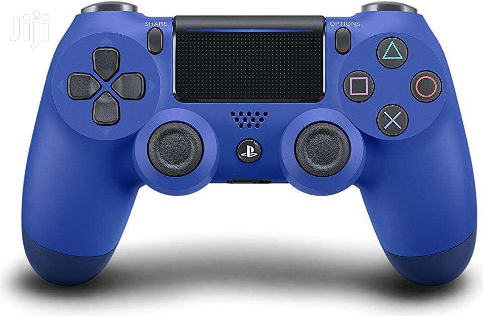 Sony PS4 Dualshock 4 Wireless Controller   Accessories & Supplies for Electronics for sale in Ikeja, Lagos State, Nigeria