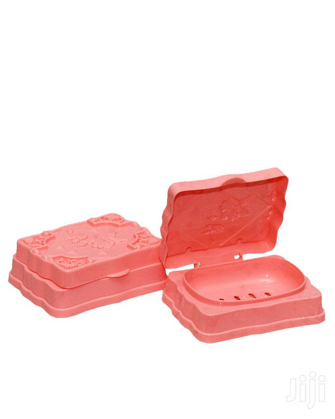 Multicoloured Soap Case