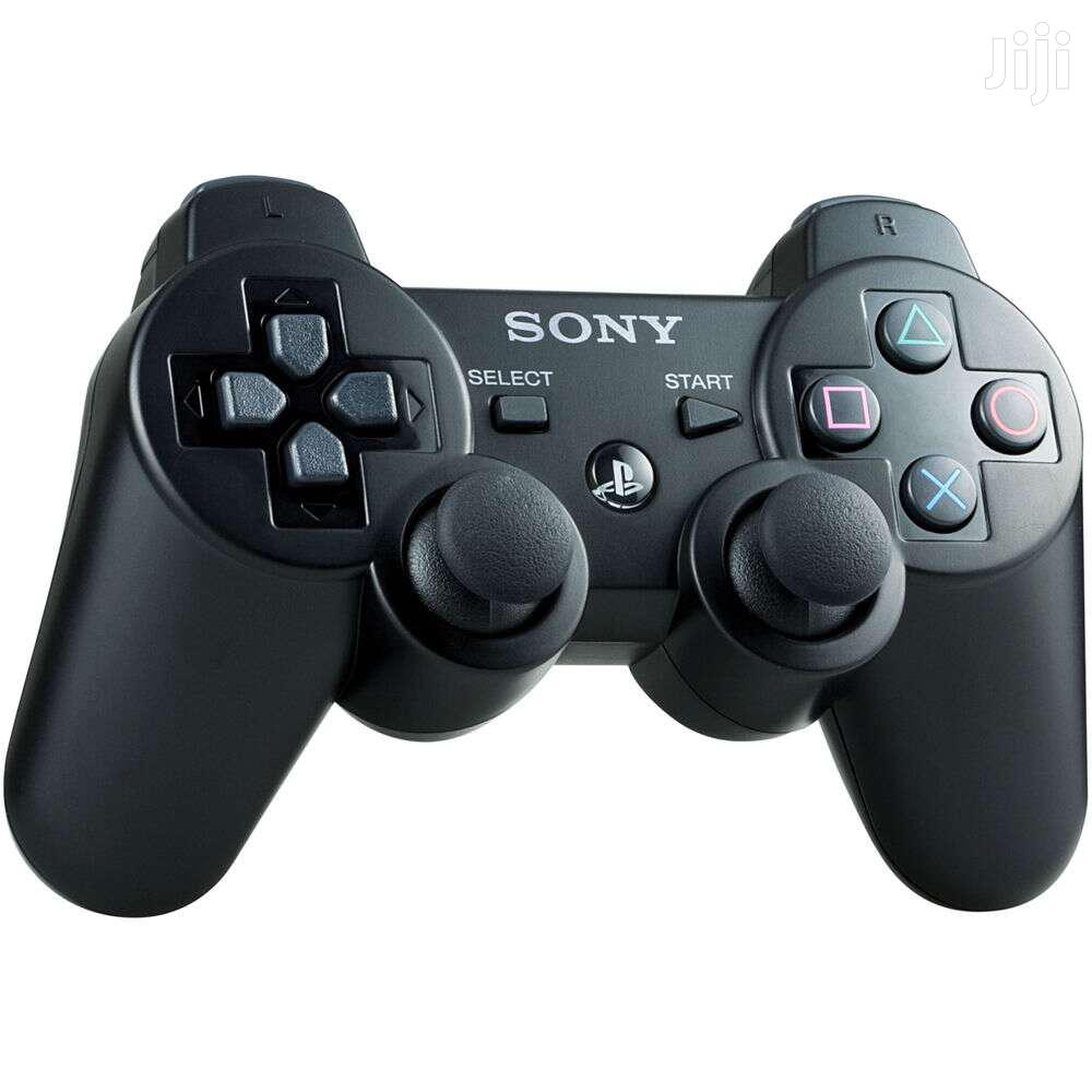 Sony Dualshock 3 Wireless Controller For PS3 BLACK COLOUR