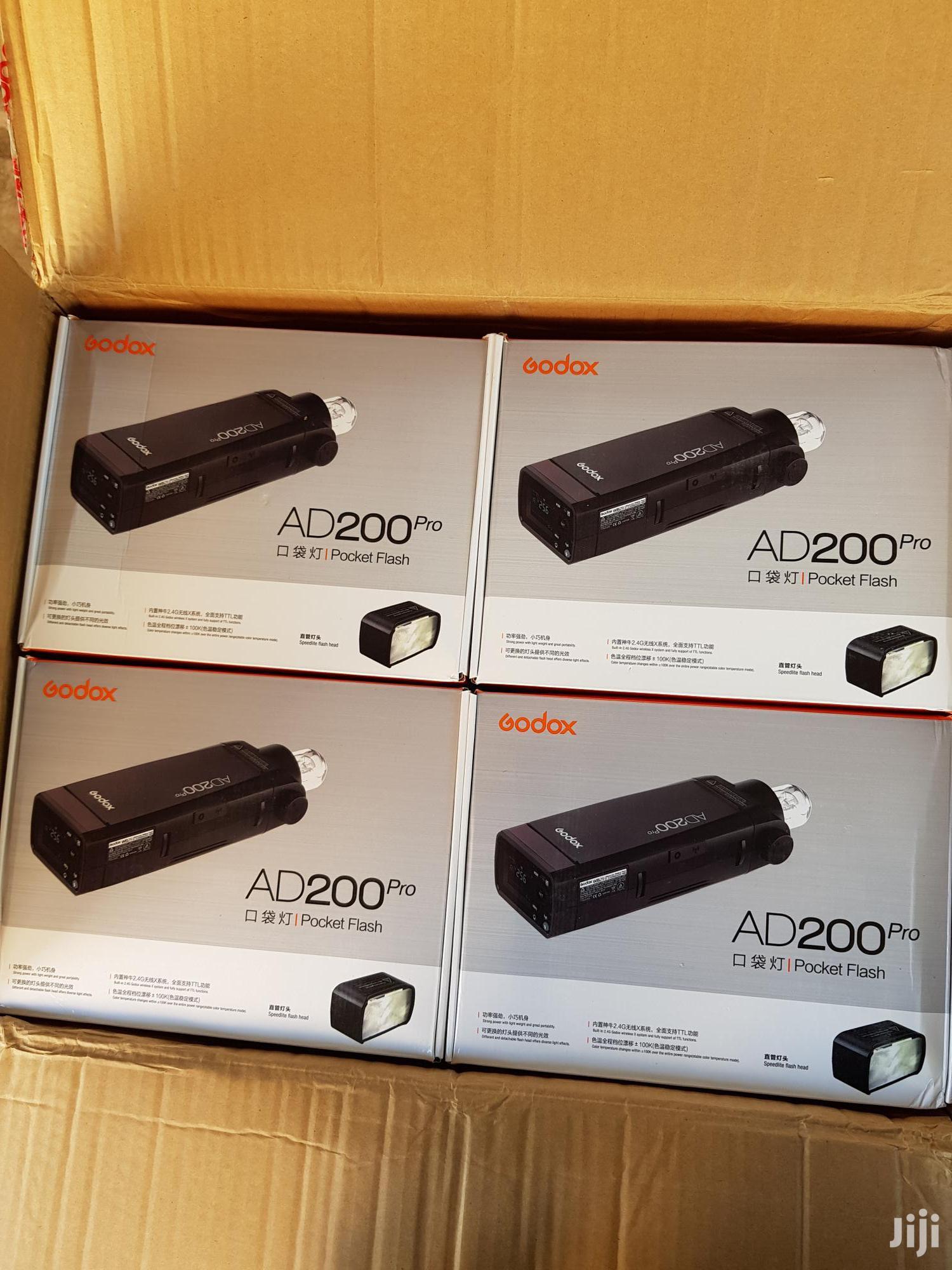 Godox Ad200 PRO (NEW)