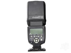 Yonguno Camera Speedlite Flashlight YN 560 III | Accessories & Supplies for Electronics for sale in Lagos State, Ikeja