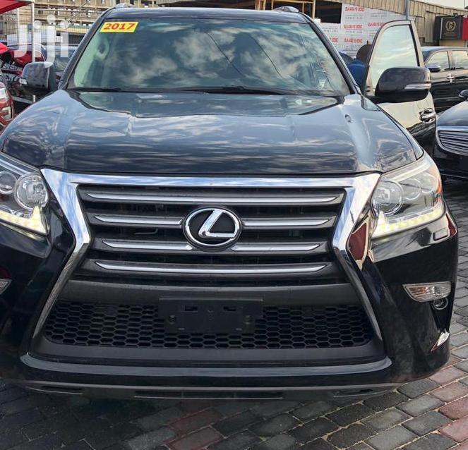 Lexus GX 2017 Black