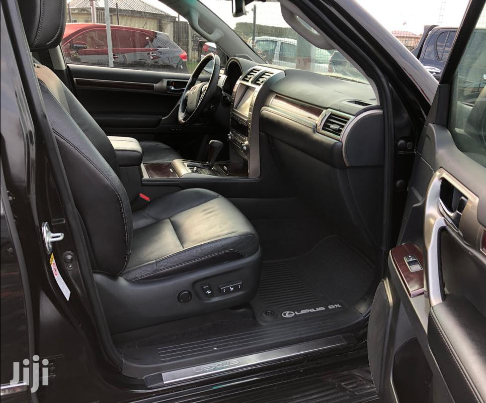 Lexus GX 2017 Black | Cars for sale in Ajah, Lagos State, Nigeria