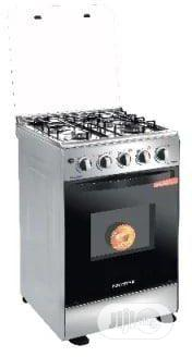 Archive: 3 Burner 1 Hot Plate, Oven Grill Stainless Gas Cooker PV-HS50G1A