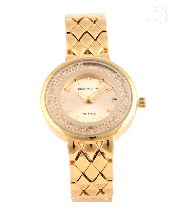 Class Ladies Keep Moving Wrist Watch In Lekki Watches Detus Ventures Jiji Ng For Sale In Lekki Buy Watches From Detus Ventures On Jiji Ng