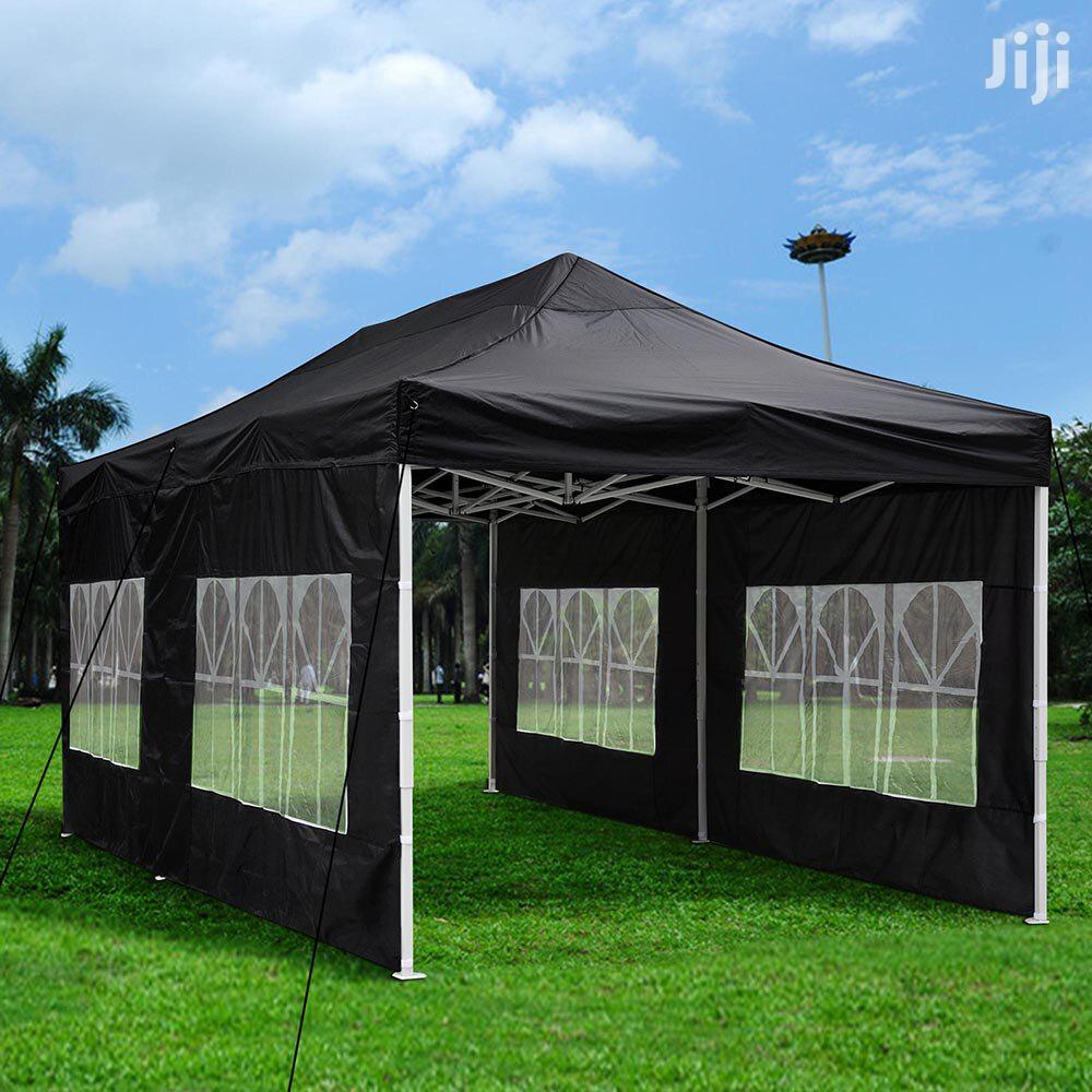 Folding Canopy For Outdoor
