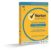 Norton Security Deluxe 3 Users | Software for sale in Abuja (FCT) State, Wuse 2