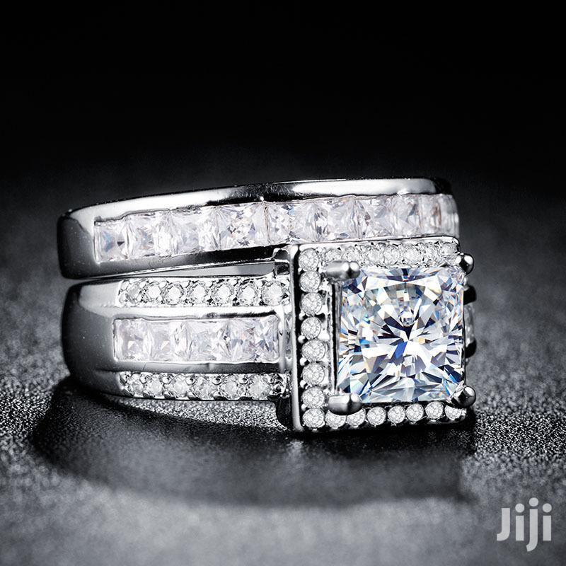 Couple Wedding Ring Set