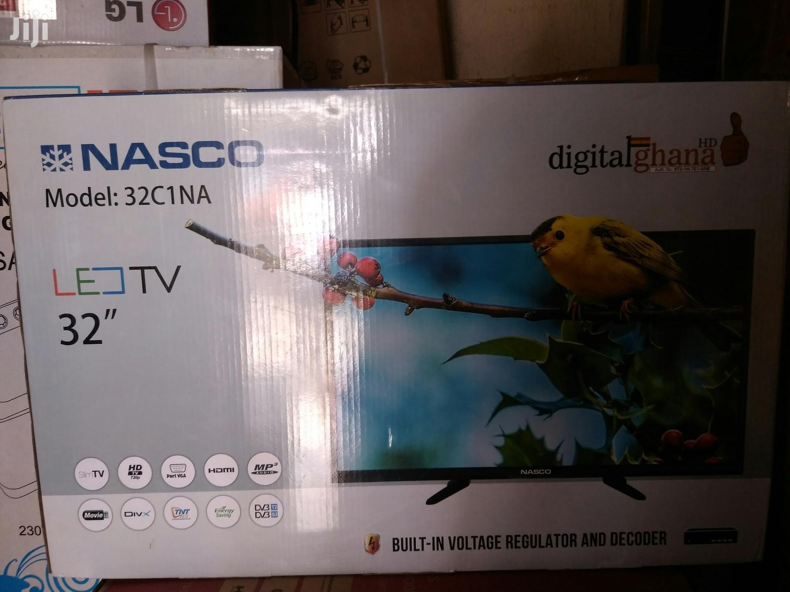 Nasco 32 Inches Statelite TV