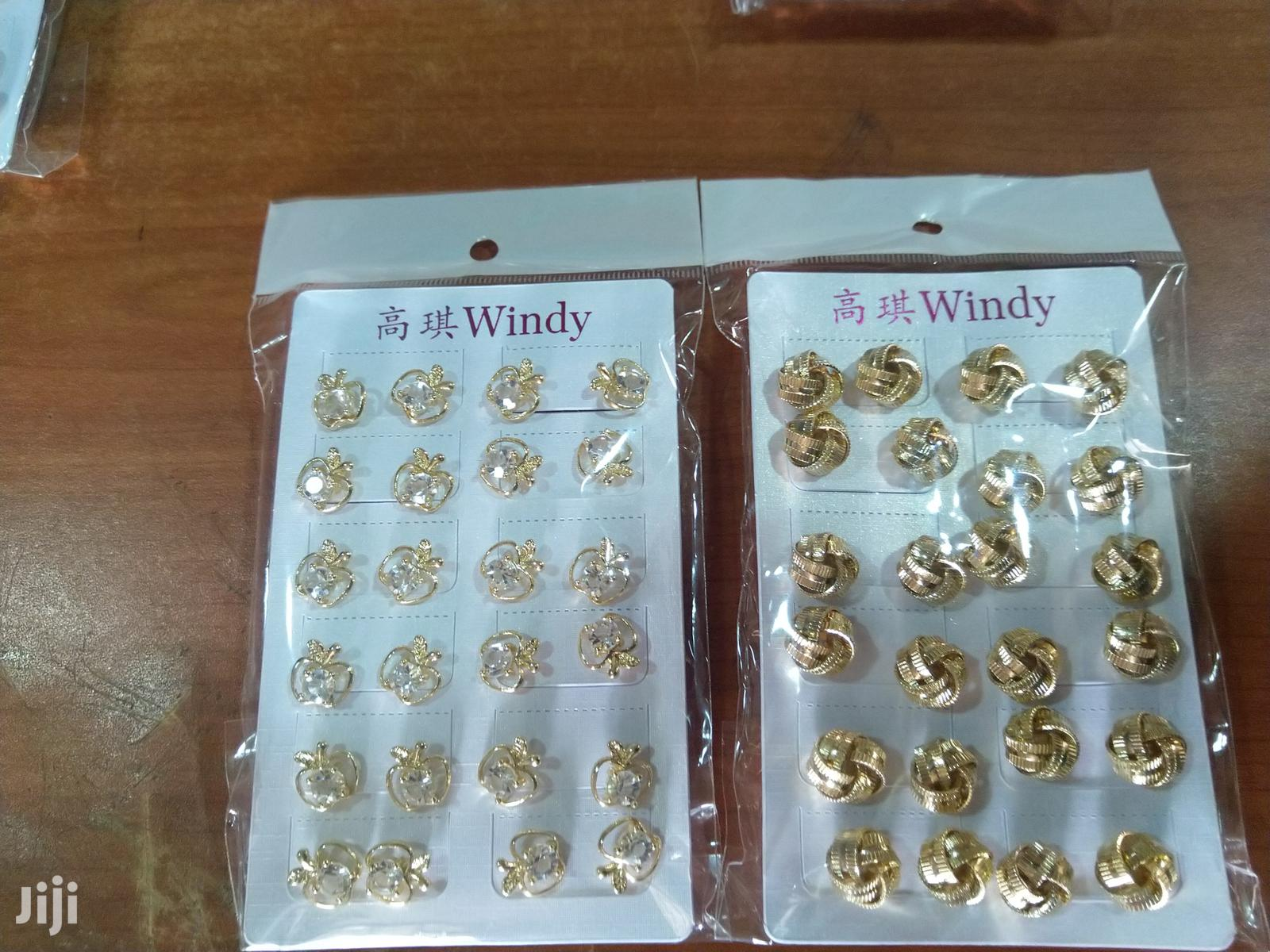 Stud Earrings | Jewelry for sale in Surulere, Lagos State, Nigeria