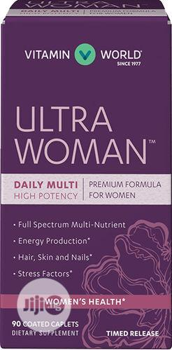 Ultra Woman™ Daily Multivitamins Available For Sale | Skin Care for sale in Wuse 2, Abuja (FCT) State, Nigeria