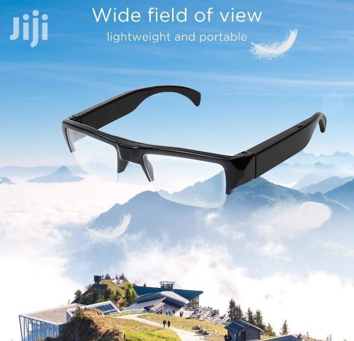 Spy Camera Glasses With Video Recording 1080P HD Hidden Camera Glasses   Security & Surveillance for sale in Ikeja, Lagos State, Nigeria