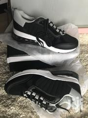 Black Mixed With Grey Sneakers | Shoes for sale in Ogun State, Ado-Odo/Ota