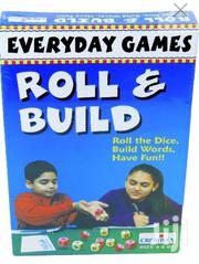 Everyday Game-roll & Build Puzzle | Toys for sale in Lagos State, Ifako-Ijaiye